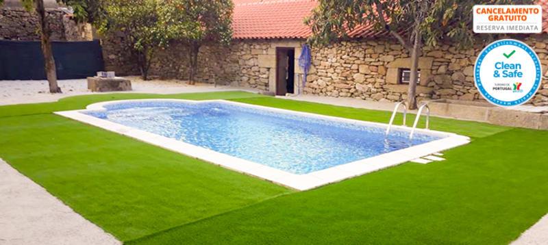 Casa dos Lagares de Vara e Pedra - Vila Flor | Estadia de 1 ou 2 Noites em Turismo Rural com Opção Jantar