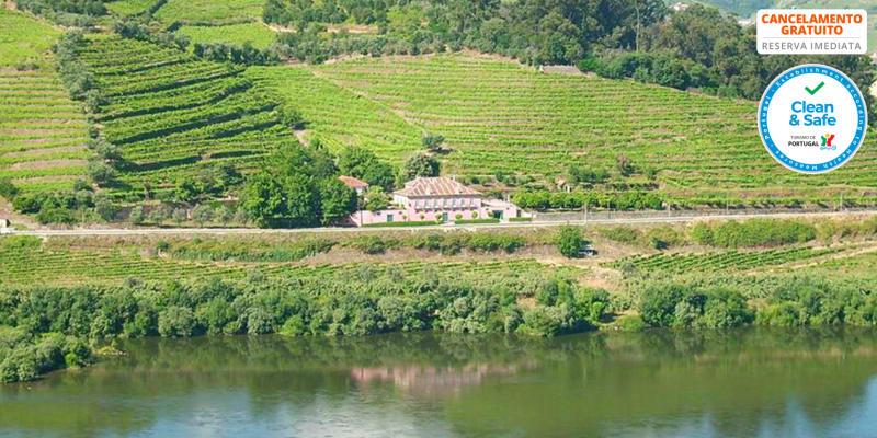 Casa dos Varais - Lamego | Estadia no Douro com Opção Jantar ou Prova de Vinhos
