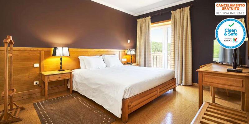 Hotel Castrum Villae - Gerês | Estadia em Quarto Familiar com Opção Jantar