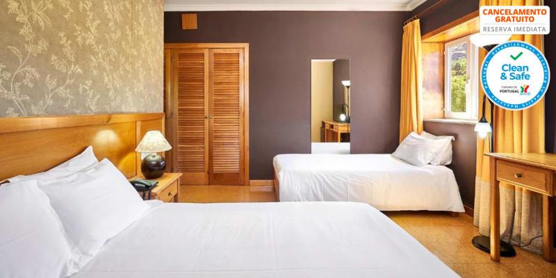Hotel Castrum Villae - Gerês | Estadia em Família na Natureza com Opção Jantar