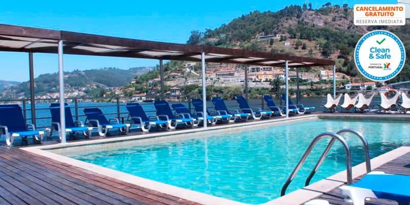 Hotel Porto Antigo 4* - Douro | Estadia com Vista Rio e Opção Jantar