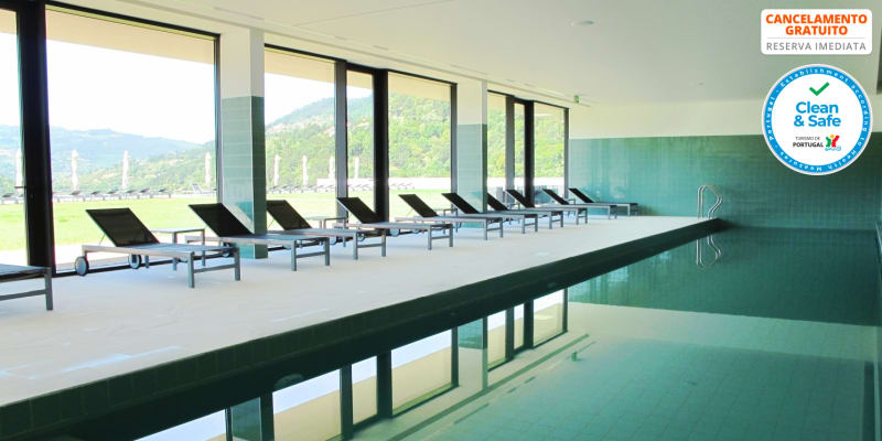 Douro Royal Valley Hotel & Spa 5* - Baião | Estadia Vista Rio & Spa com Opção Jantar