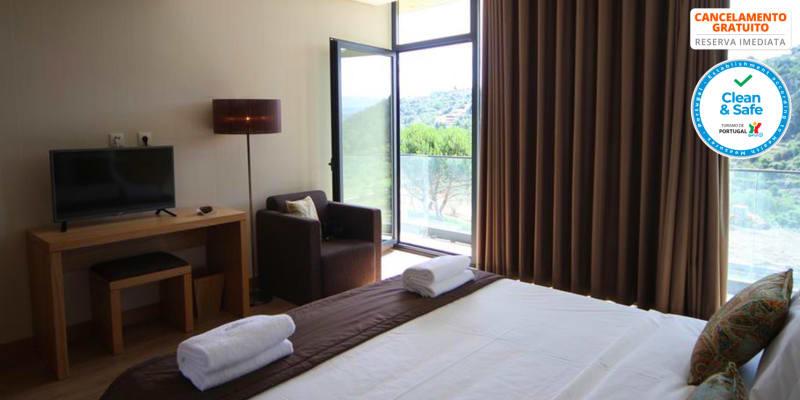 Douro Cister Hotel Resort 4* - Douro | Estadia Vista Rio & Spa com Opção Jantar
