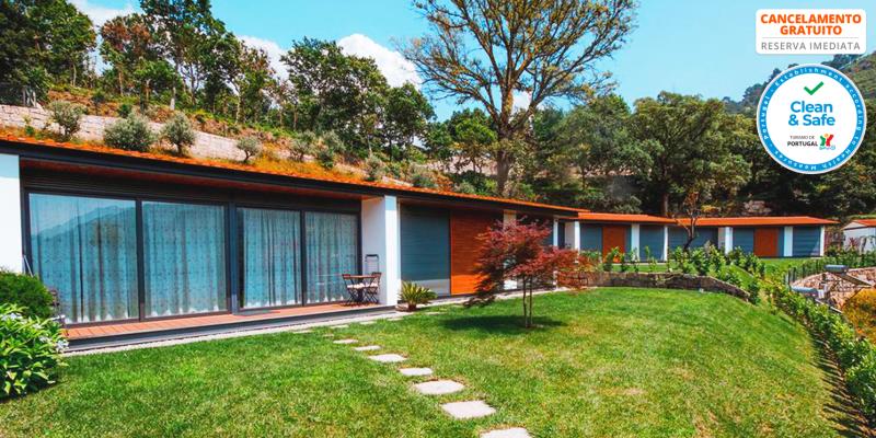 Casas da Encosta de Louredo - Gerês | Estadia em Família com Opção Meia-Pensão ou Pensão Completa