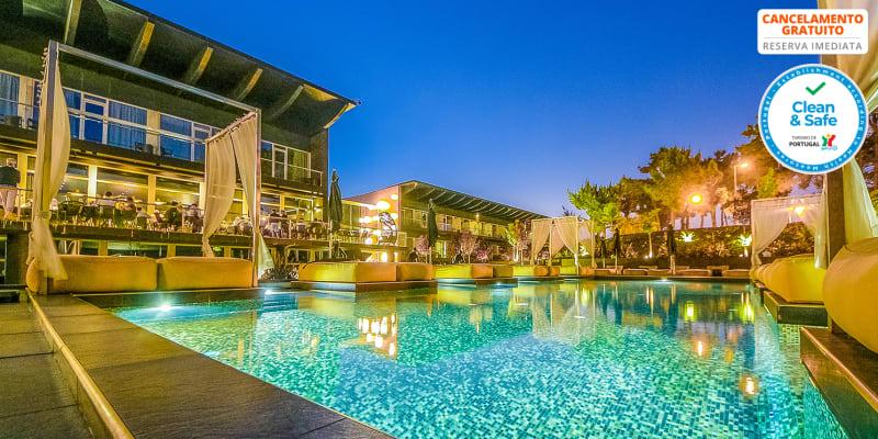 Evidência Belverde Hotel 4* - Amora | Estadia & Spa com Opção Jantar ou Massagem