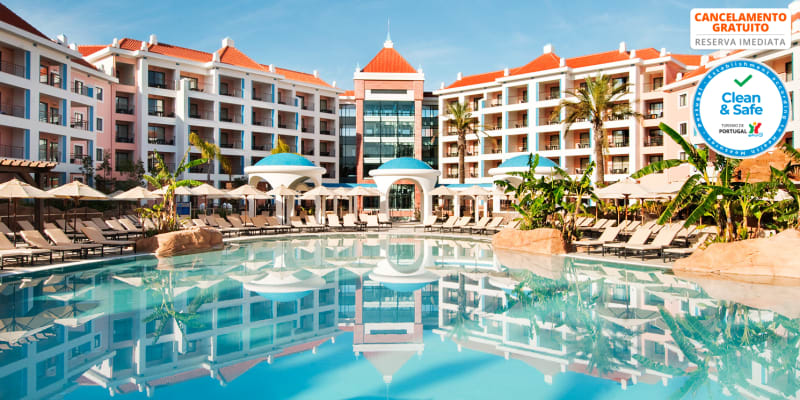 Hilton Vilamoura 5* - Algarve | Estadia em família em Resort Junto ao Mar