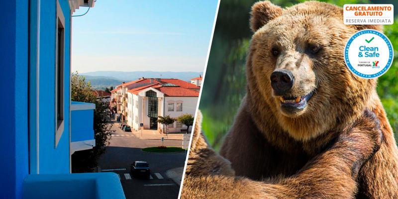 Hotel Bem Estar - Lousã   Estadia com Opção Entrada no Parque Biológico da Serra da Lousã