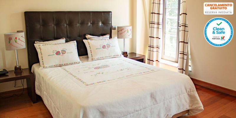 Hotel Casa do Eirado - Gerês | Estadia com Opção Jantar