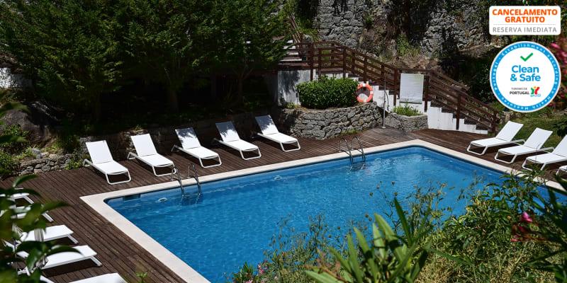 Hotel D. Carlos Regis 4* - Algarve | Estadia na Villa Termal com Opção de Jantar ou Spa
