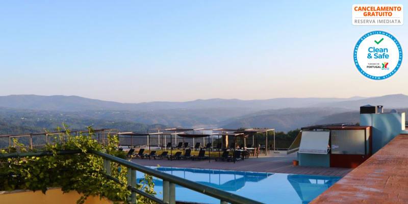 Hotel da Montanha 4* | Estadia & Spa com Opção Jantar e Massagem