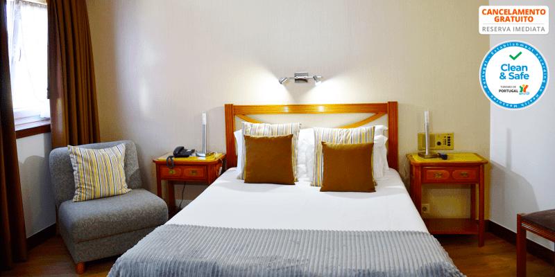 Hotel Dona Sofia - Braga | Estadia Romântica de 1 ou 2 Noites