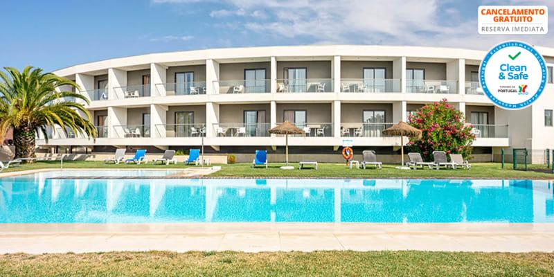 Hotel dos Zimbros - Sesimbra | Estadia junto ao Mar & Piscina Exterior