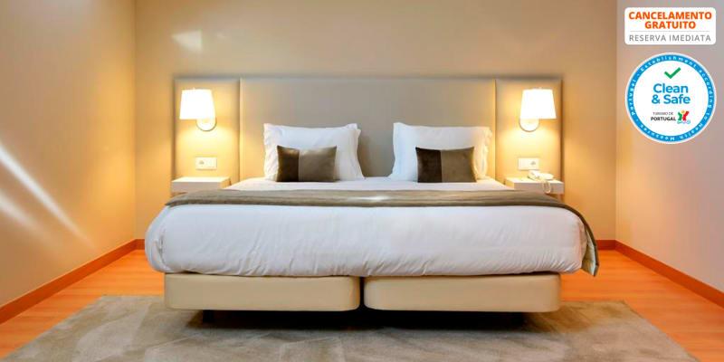 Hotel EXE Wellington 3* - Figueira da Foz | Estadia Junto ao Mar