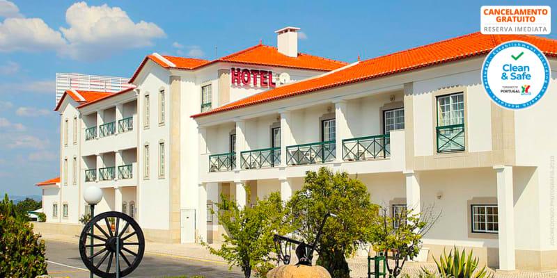 Hotel Estrela da Idanha - Idanha-a-Nova   1 ou 2 Noites Românticas na Natureza