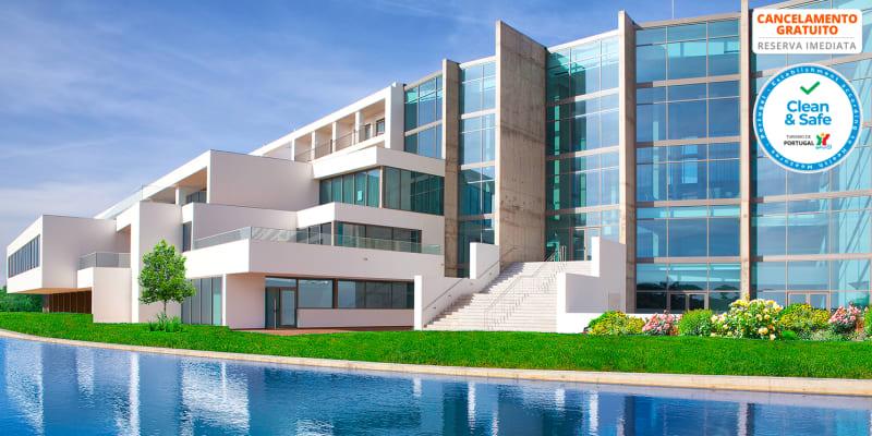Algarve Race Hotel 5* | Estadia & Spa com Opção Meia Pensão, Pensão Completa, Massagem ou Karts