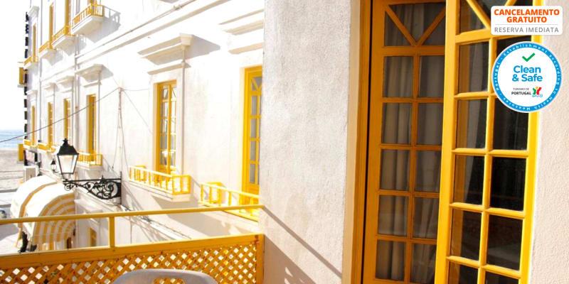Hotel Ribamar - Nazaré | Estadia Junto à Praia c/ Opção Jantar