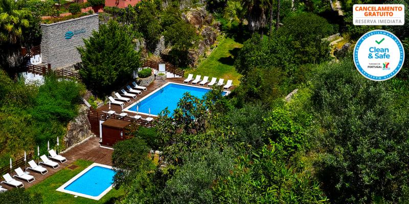 Hotel Termal - Algarve   Estadia na Villa Termal com Opção de Jantar ou Spa