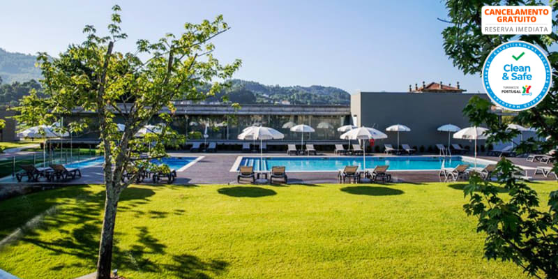 Luna Arcos Hotel Nature & Wellness 4* - Gerês | Estadia & Spa