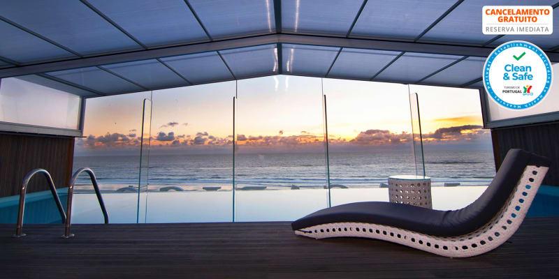 Maçarico Beach Hotel 4* - Praia de Mira | Estadia & Spa Panorâmico com Opção Massagem