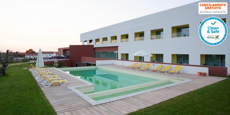 Monte Filipe Hotel & Spa 4* - Alentejo | Estadia Relaxante com Opção Massagem e Jantar