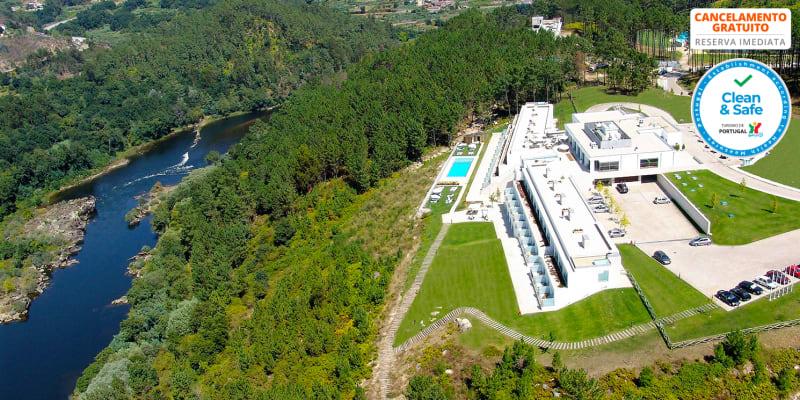 Monte Prado Hotel & Spa 4* - Gerês | Estadia & Spa com Opção Meia-Pensão ou Tudo Incluído