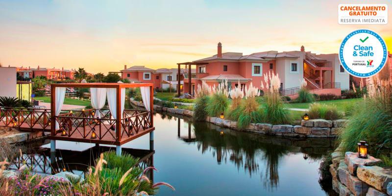 Monte Santo Resort 5* - Lagoa | Noites de Luxo em Família com Jantar