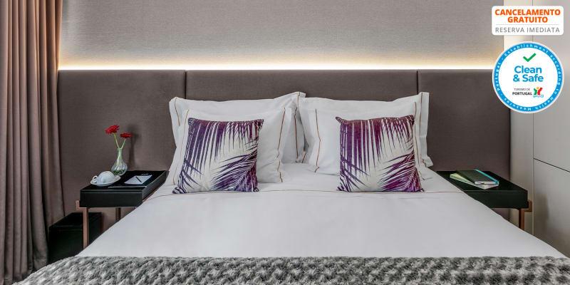 Hotel Moon & Sun Braga 4*   Estadia com Opção Jantar