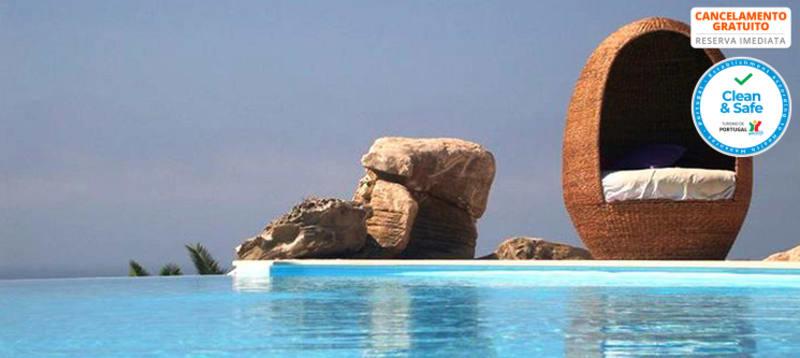 Noiva do Mar - Lourinhã | Estadia à Beira-Mar com Opção Jantar e Spa