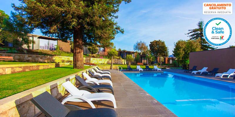 Prazer da Natureza Resort & Spa - Caminha | Estadia & Spa em Villa com Opção Jantar