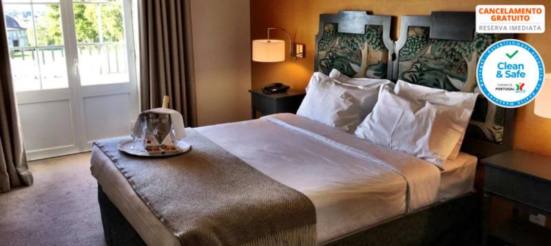 Conímbriga Hotel do Paço 4* - Coimbra | Estadia de 1 ou 2 Noites com Opção Jantar