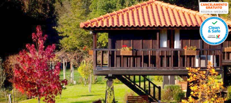 Quinta Lamosa - Arcos de Valdevez | Estadia Romântica em Casa Junto ao Gerês
