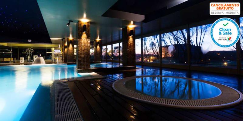 Santana Hotel & Spa 4* - Vila do Conde | Estadia & Spa com Opção Jantar e Massagem