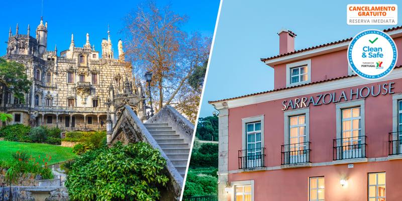 Sarrazola House - Sintra | Estadia com Opção Entradas Quinta da Regaleira, Palácio da Pena e Monserrate