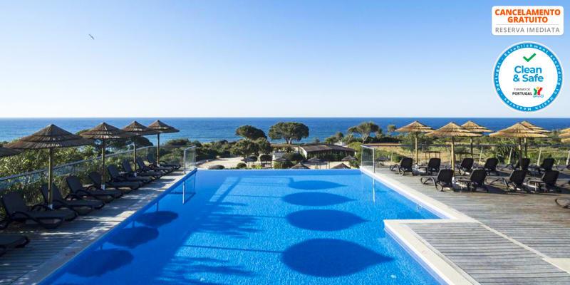 Suites Alba Resort 5* - Algarve   Estadia & Spa em Família Junto ao Mar com Opção Jantar