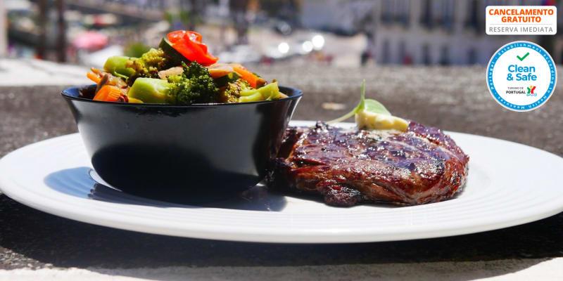Os Melhores Bifes de Cascais para Dois | Terrazza - Steakhouse & Rooftop Bar