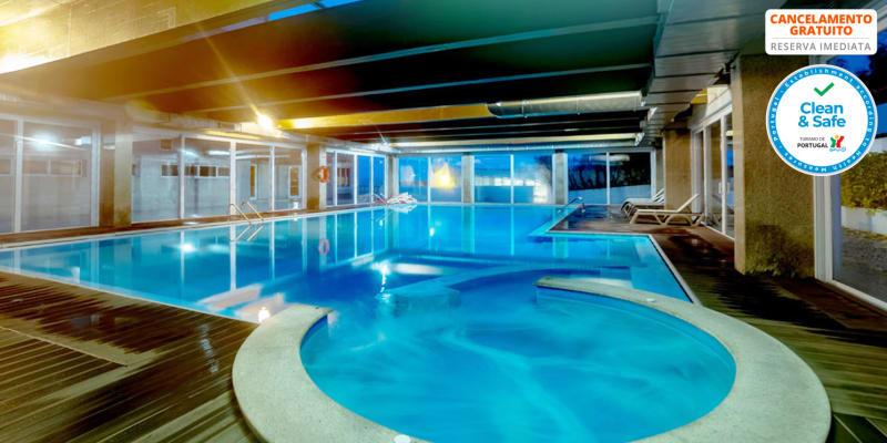 Tryp Covilhã Dona María Hotel 4* - Serra da Estrela | Estadia & Piscina Interior com Opção Meia-Pensão e Tratamento no Spa