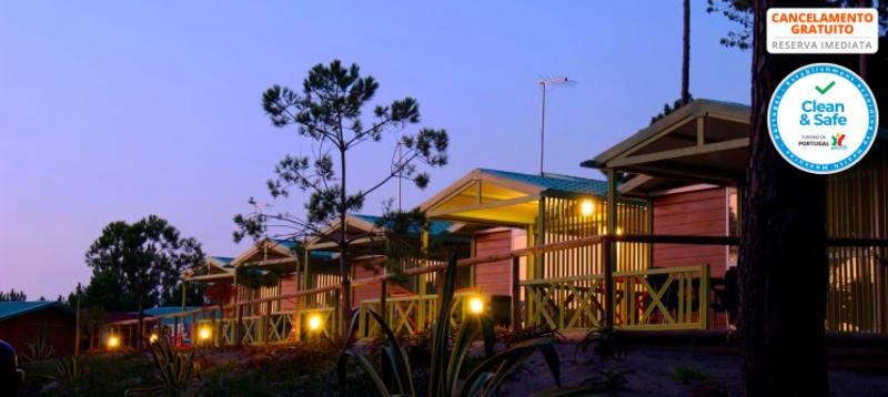 Ohai Nazaré Outdoor Resort - Nazaré | 1 ou 2 Noites em Apartamento T0