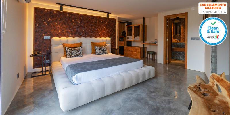 Well Hotel & Spa - Praia Porto Novo | Estadia Vista Mar em Suite com Jacuzzi