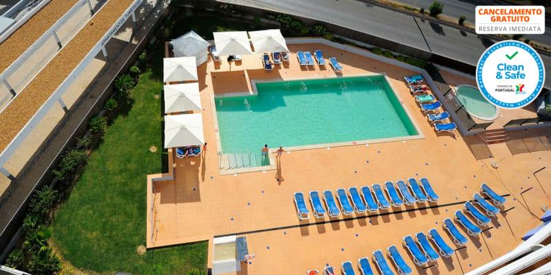 Apartamentos Oceano Atlântico 4* - Praia da Rocha | Férias em Família em Apartamento c/ Opção Meia-Pensão