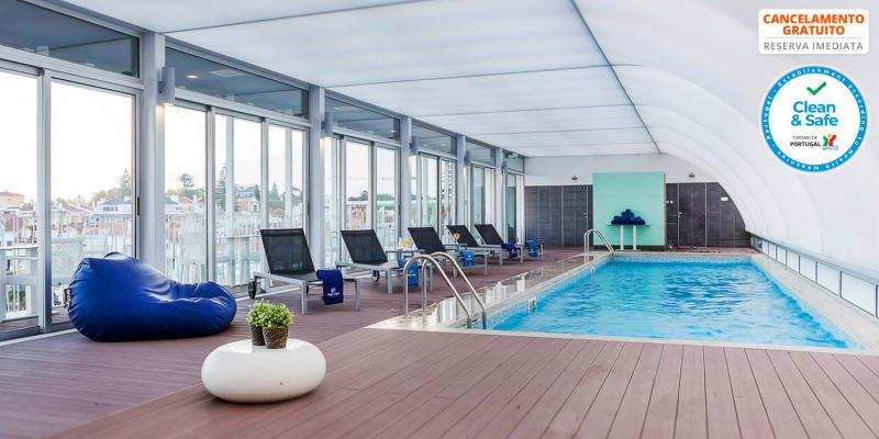 Hotel Baía Cascais | Estadia Vista Mar com Piscina Interior & Opção Jantar e Pack Romântico