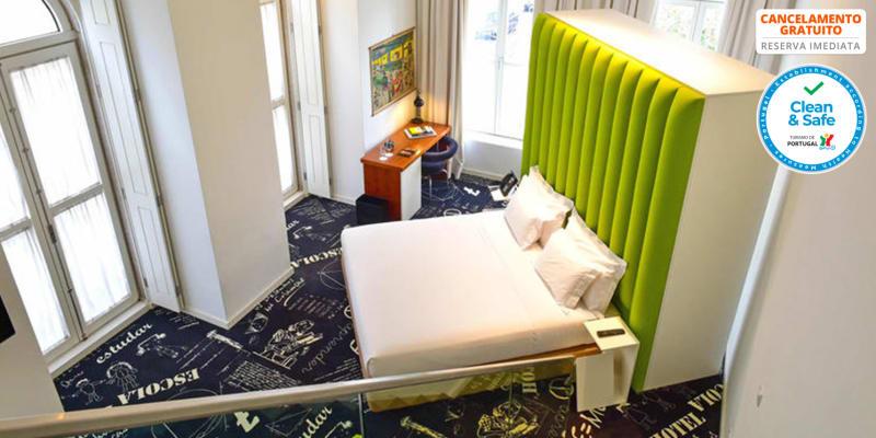 Hotel da Estrela 4* - Lisboa | Estadia em Família no Centro de Lisboa