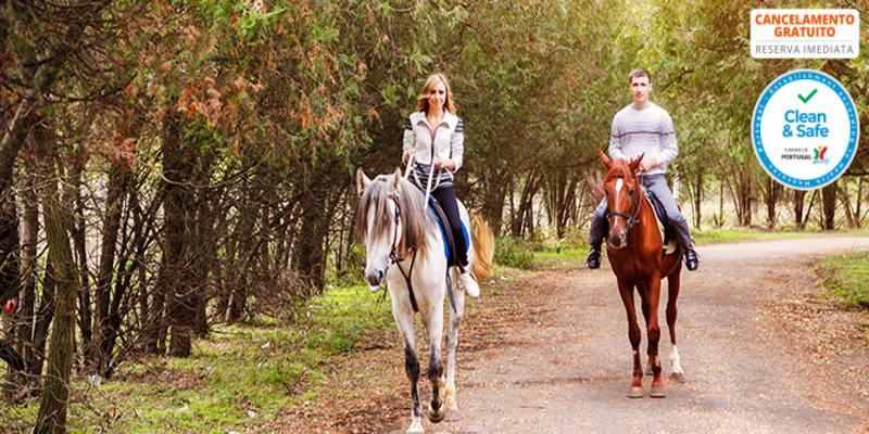 Passeio a Cavalo a Dois pela Romântica Serra do Gerês - 14 a 16 Maio | Gerês Rails