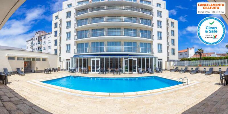 Vila Nova Hotel - Ponta Delgada | Estadia a Dois com Opção Meia-Pensão e Pensão Completa