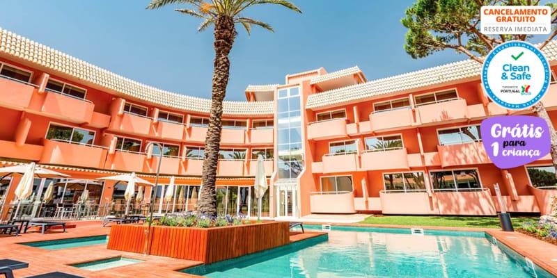 Vilamoura Garden Hotel 4* | Estadia em Família no Algarve