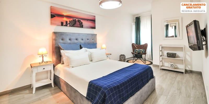 MTPHomes Apartamento Albufeira Centro | Estadia em Apartamento T1 para 4 pessoas