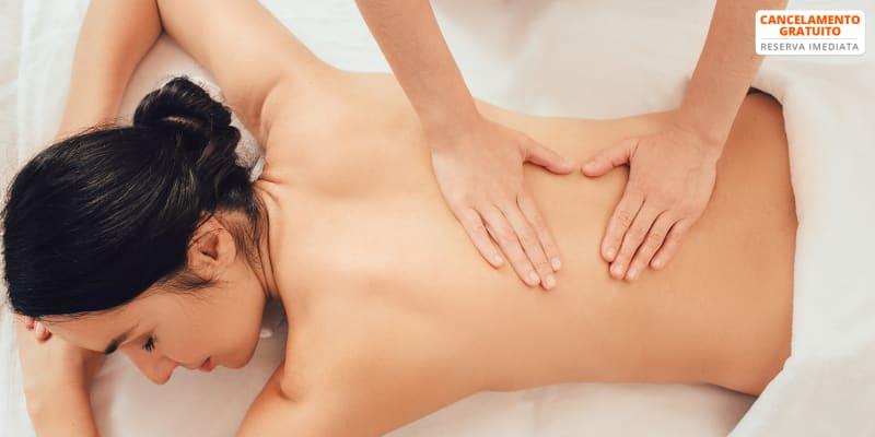 Massagem de Relaxamento para Dois - 16 Maio   Clínica Dulá - Amadora