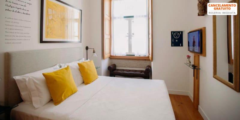 Otília Hotel & Apartamentos - Lisboa   Estadia em Apartamento na Rua Augusta com Opção Pack Romântico