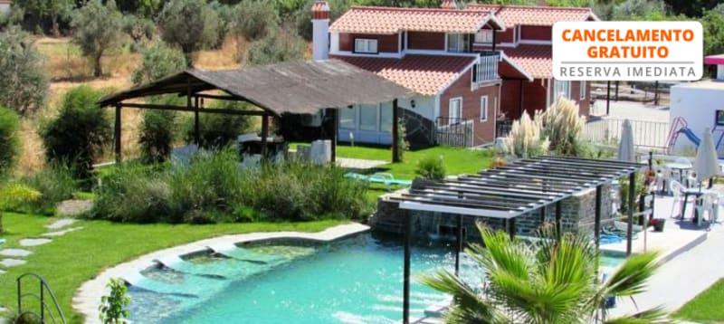 Lusitaurus Turismo Rural - Alentejo | Estadia & Spa em Bungalow com Opção Jantar