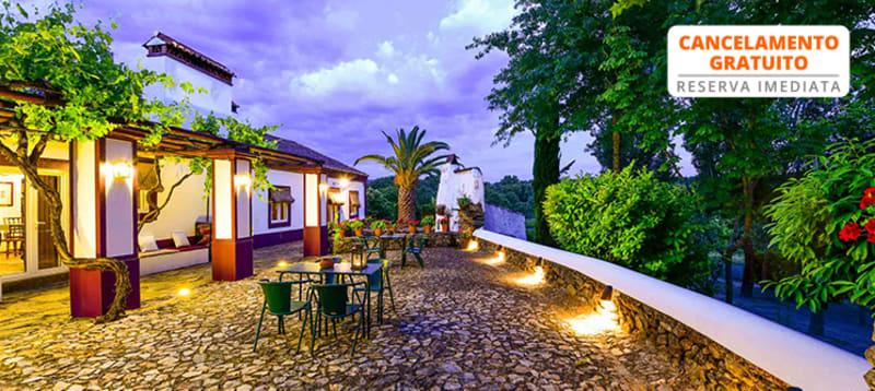 Quinta da Dourada - Portalegre   Estadia Romântica com Opção Jantar