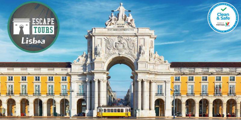 Escape Tour Outdoor - Lisboa | Será Capaz de Decifrar o «Codex Genetics» a Tempo? Até 5 Pessoas